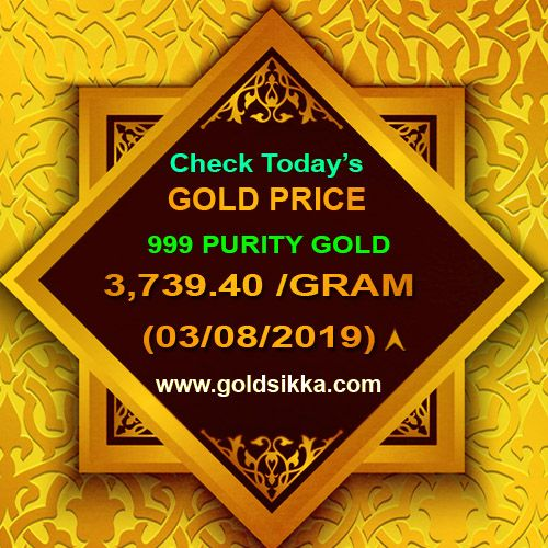 Gold Price In Hyderabad Today Gold Price Gold Price Gold Rate