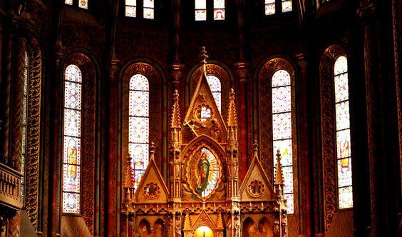 Igreja em Budapeste