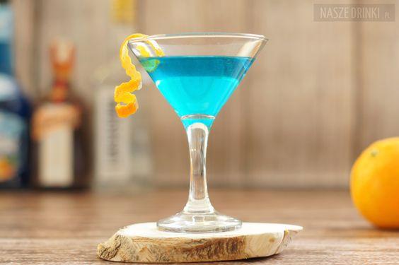 Blue Monday – niebieski drink z wódką