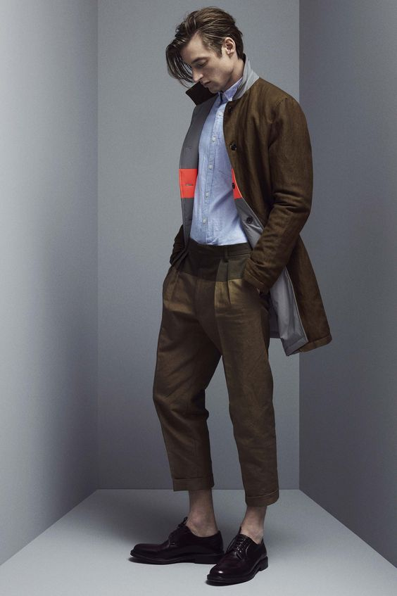Wooster Lardini Man Fall Winter 2015-16 - 2