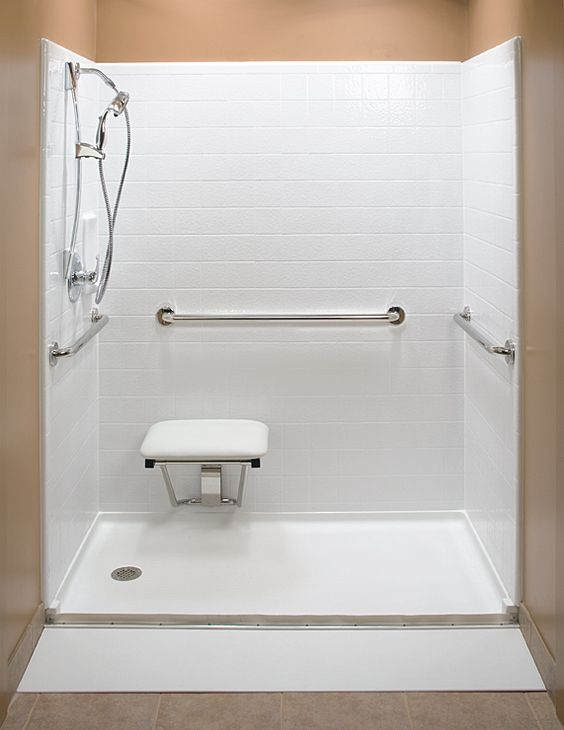 Handicap Showers | Anyone Can Enjoy Handicap Showers Handicap Shower –  Everything ... | Cleaning | Pinterest | Handicap bathroom, Handicap shower  stalls and ... - Handicap Showers Anyone Can Enjoy Handicap Showers Handicap