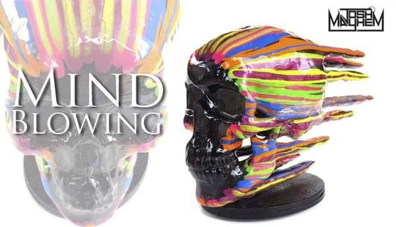 """Mind Blowing"" - by Josh Mayhem"