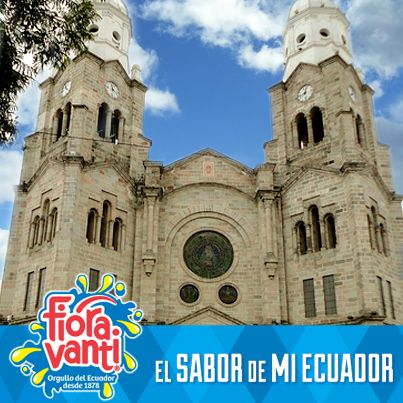 Hoy queremos felicitar a la ciudad a la que siempre se regresa. Felices fiestas Ibarra, festejemos con #ElSaborDeMiEcuador https://www.facebook.com/photo.php?fbid=333444290084079=a.272235499538292.59139.181761801918996=3