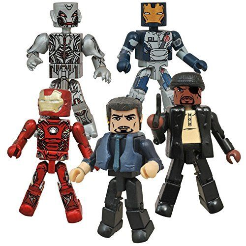 San Diego Comic Con 2015 Exclusive Avengers Age of Ultron Marvel Minimates Set of 5 Minimates http://www.amazon.com/dp/B010JAWJXG/ref=cm_sw_r_pi_dp_Dy6Tvb0PMM40Q
