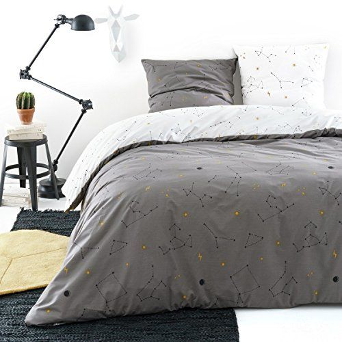 La Redoute Interieurs Milky Way Printed Duvet Cover Other Size