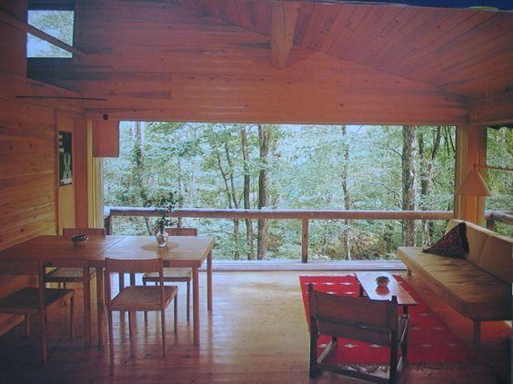 吉村 順三 - Mountain Lodge A at Karuizawa