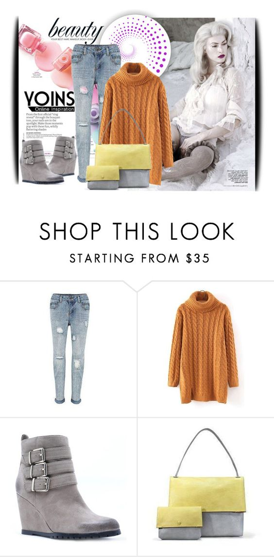 """""""Yoins 5"""" by amerlinakasumovic ❤ liked on Polyvore featuring Qupid"""