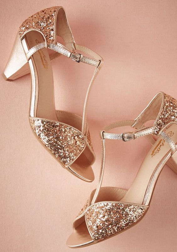 Pin By Sammie Russell 2 On Rose Gold Rose Gold Wedding Shoes