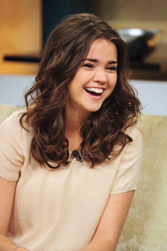 Most Beautiful Australian Young Actress Maia Mitchell Actresses Beauty