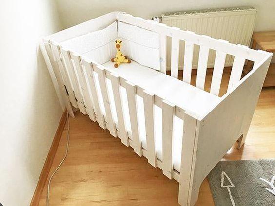 Babybett Zum Selber Bauen Babybett Babybett Selber Bauen Bett Selber Bauen