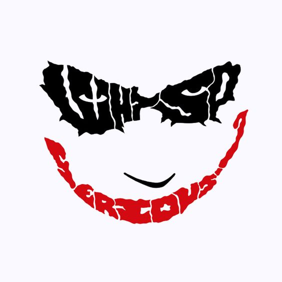 """Camiseta chica Batman: The Dark Knight. Joker """"Why so serious"""""""