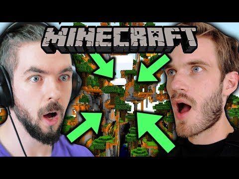 Jacksepticeye Pewdiepie Minecraft Youtube In 2020 Pewdiepie Pewdiepie Jacksepticeye Minecraft W