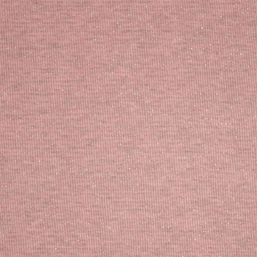 Heather Pink Gray Sparkle Lurex Pinstripe Poly Rayon ...