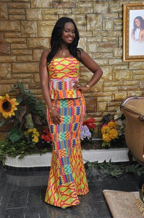 Beautiful kente: