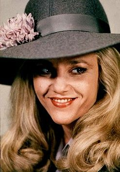 Madeline Kahn was an American actress and singer. Kahn was known primarily for her comic roles in films such as Paper Moon, Young Frankenstein, Blazing Saddles, What's Up, Doc?, and Clue  1942-99