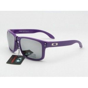 oakley outlet holbrook  cheap oakley holbrook sunglasses purple frame smoky lens hot sale on oakley