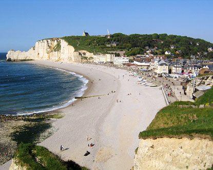 Normandy landing beaches