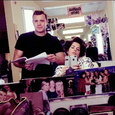 Billy Miller & Kelly Monaco
