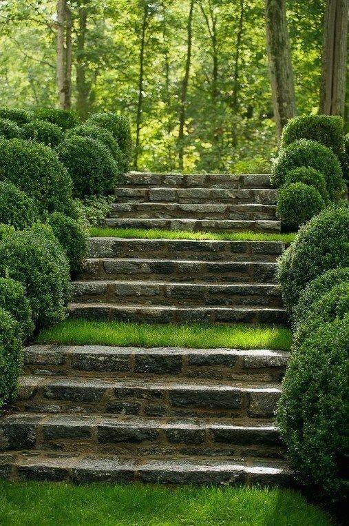 Garden Paths Hill Modern Design In 2020 Landscaping On A Hill Sloped Garden Garden Paths