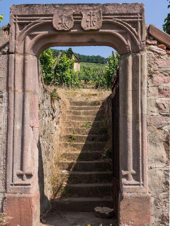 Kaysersberg, Haut-Rhin (France) - Crédit Photo : Teelicht via Flickr