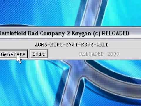 Battlefield Bad Company 2 Keygen With Images Neverwinter