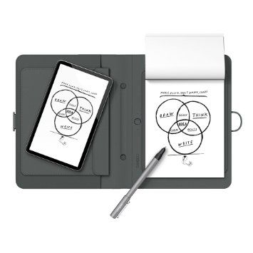 Wacom Bamboo Spark with Tablet Sleeve (CDS600P)