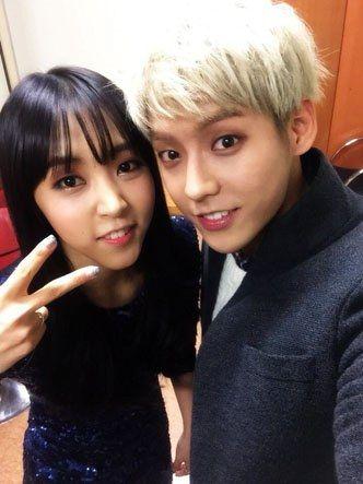 Kpop Kpop Idols Kpop Idols Siblings Kpop Siblings Kpop Look Alikes Fx Amber Shinee Jonghyun Zico Winner Seunghyun Exo Ba Btob Minhyuk Mamamoo Moonbyul