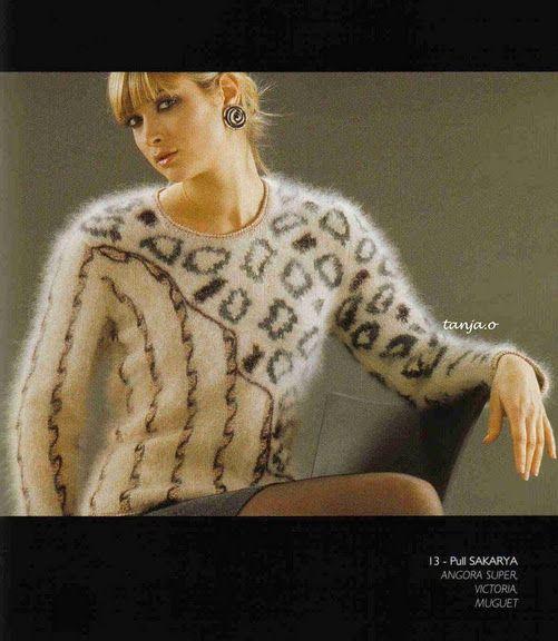 Žakardinis mezgimas - Dalia Ivanova - Picasa Web Albums