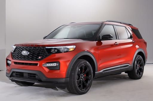 The 2020 Ford Explorer Is Now Rear Wheel Drive Should It Be With