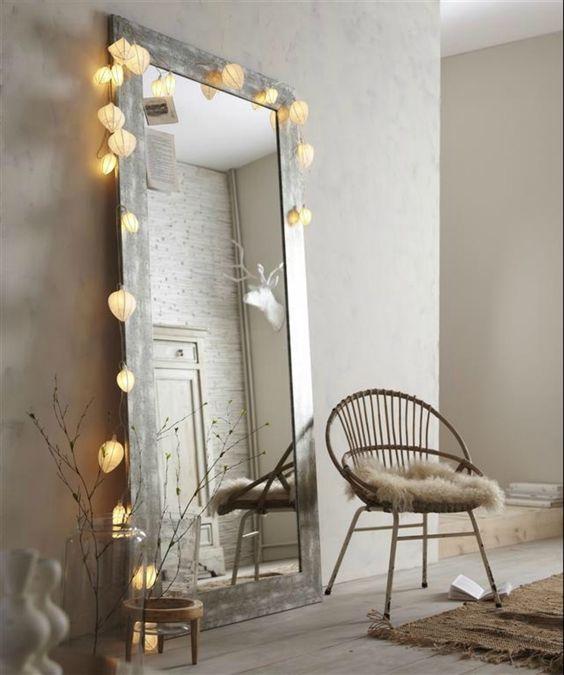 ⇢ Decorar con #espejos ⇠ La DECO #tendencia de la era del reflejo #decoración…