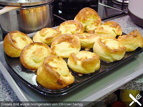 Yorkshire Pudding, ein leckeres Rezept aus der Kategorie Großbritannien & Irland. Bewertungen: 19. Durchschnitt: Ø 3,4.