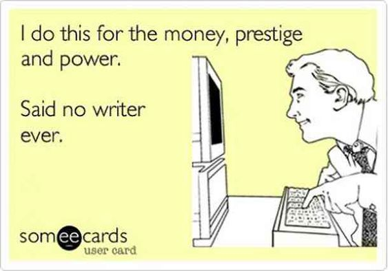 National Author's Day is November 1 - so what better day to celebrate your favorite author and the books they write? Look to these funny memes about writing and author quotes from books that perfectly describe what it's like to write for a living. #nationalauthorsday #funnymemes #quotes #memes #writingmemes #writingquotes