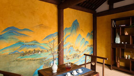 In June, the London wallpaper and furnishings brand de Gournay expanded into Asia, adding showrooms in Beijing and Shangh
