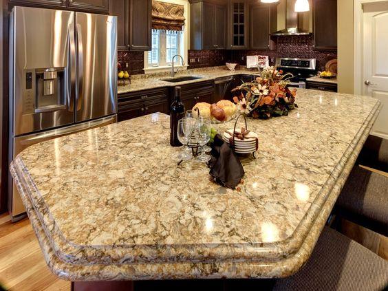Discount Granite Countertops Syracuse Ny : The edge, Quartz kitchen countertops and Countertops on Pinterest