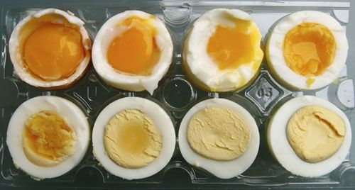 how to make the perfect boiled egg
