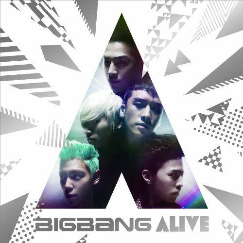 BIGBANGのジャケ写