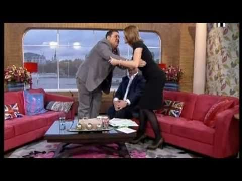 watch eamonn holmes calls peter chubby chaser
