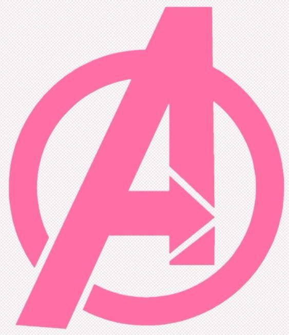Pink Avengers Logo