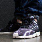 adidas ZX FLUX *Black Pack - Print* #asphaltgold #sneaker #zxflux #adidas #black #flash #print