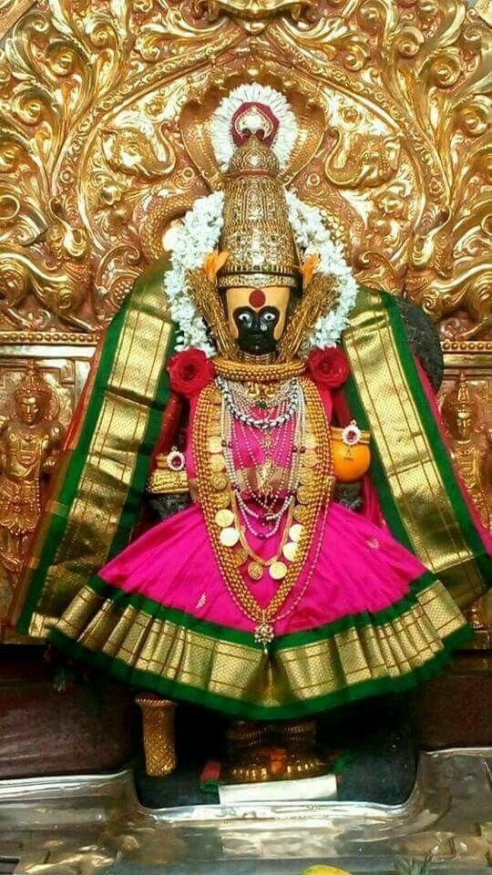 Kolhapur Mahalakshmi Maa Happy Navratri Images Navratri Images Navratri Devi Images