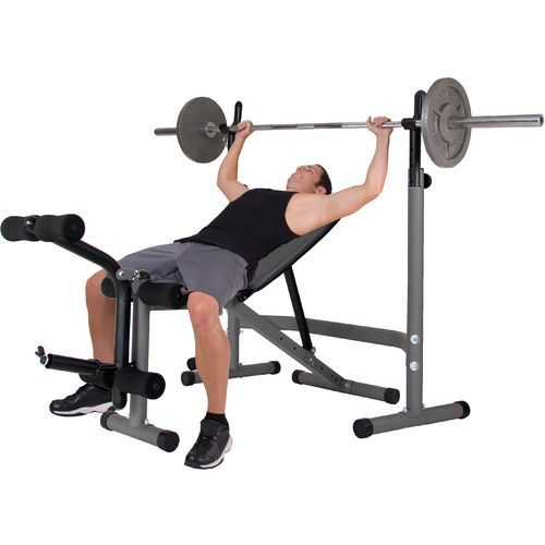 Image for Body Champ Olympic Weight Bench from Academy