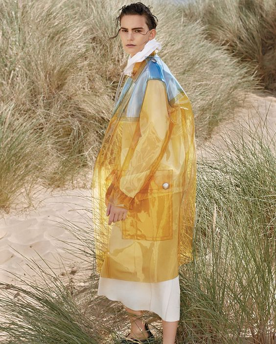 'Nothing Natural About This' Lena Hardt by by Scott Trindle for T Style Design Issue
