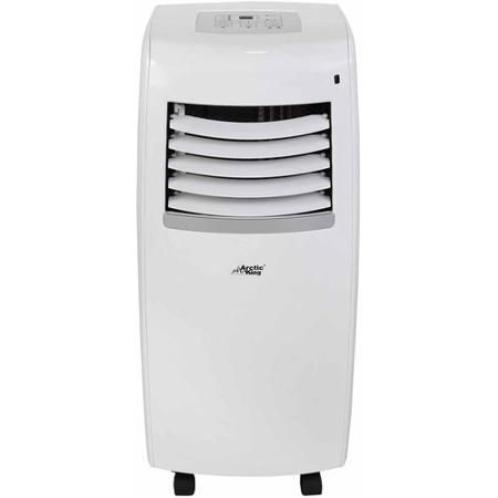 Arctic King 8,000 BTU Cool Only Room Portable Air Conditioner, White