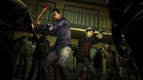The Walking Dead Video Game Preview