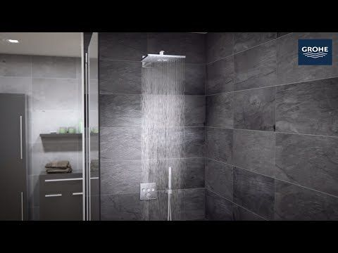 Undefined Grohe Installation Concealed