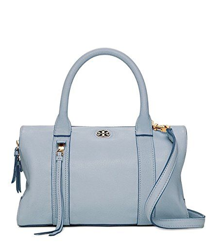 chloe it bag - Tory Burch Brody Satchel Blue Cloud $495.00 - http://bags.bloggor ...