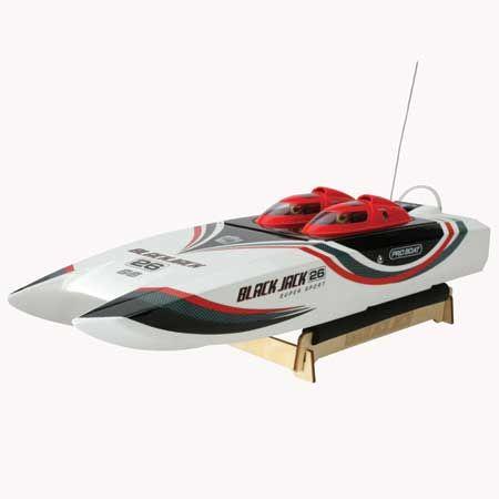 Blackjack 26 rc boat