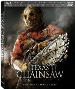 Amazon.com: Texas Chainsaw [3D Blu-ray + Blu-ray + Digital Copy + UltraViolet]: Texas Chainsaw: Movies & TV