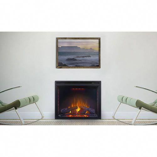 This Shiplap Fireplace Is A Really Inspirational And Marvelous Idea Shiplapfirepl Built In Electric Fireplace Wall Mount Electric Fireplace Electric Fireplace
