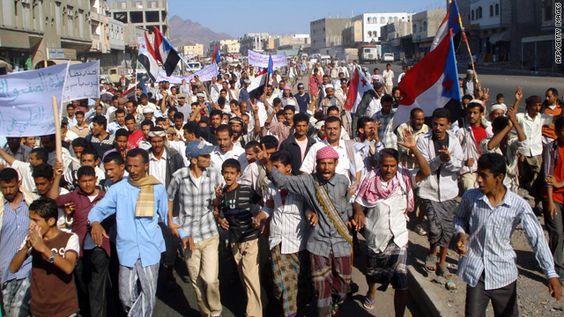 Iémene 2014: uma crise de muitas arestas